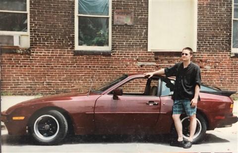 paul schuster baltimore 1984 porsche 944