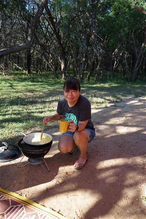 love my weber jr grill
