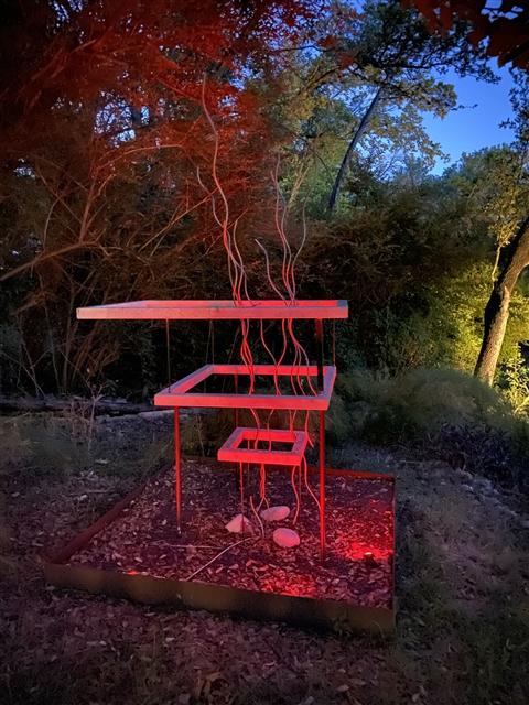 paul schuster austin tx art sculpture metal