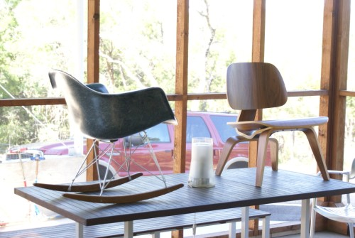 amh eames chair collection