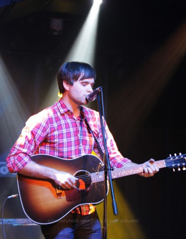 ben gibbard-death cab for cutie-title and registration, sxsw 2010 stereogum party