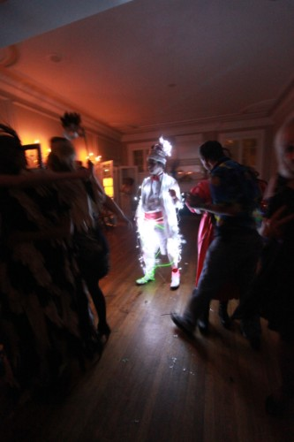 dancing matthew linn