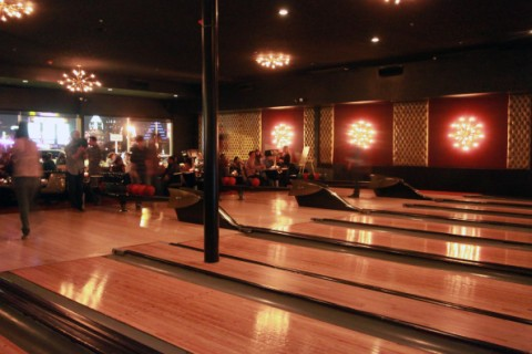 highball bowling lanes