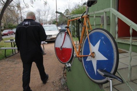 texas wheel bike