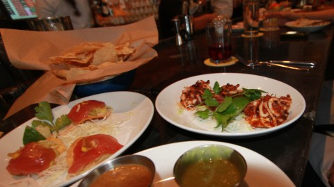 la condesa happy hour food