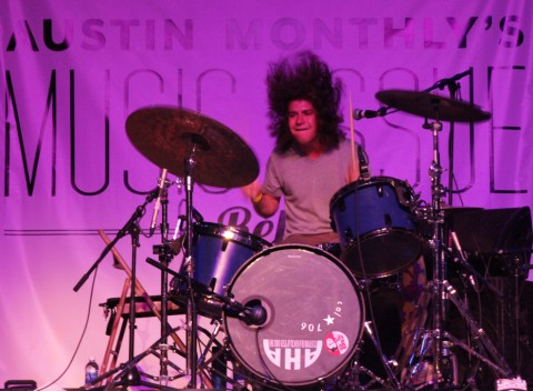 marmalakes drummer austin