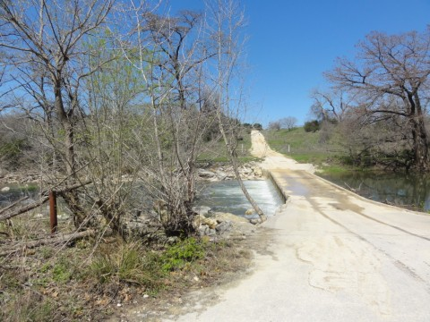 blanco river low water crossing wimberley fischer tx
