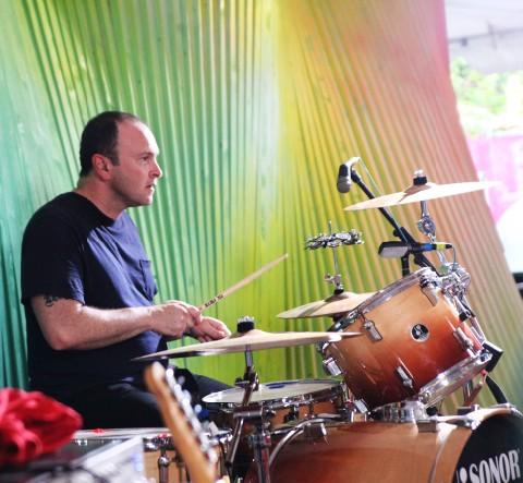 drummer best coast sxsw 2012 urban outfitters austin