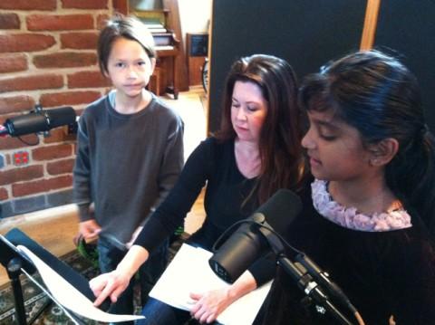 eanes elementary ocean show recording