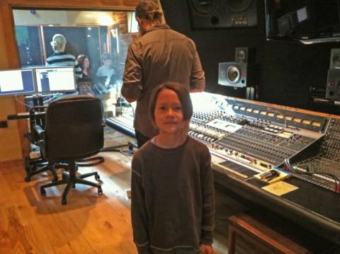 eanes ocean show recording studio wright's class 2012