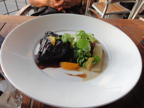 72 hour short rib eleven plates and wine austin