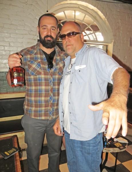 alibi american whiskey sxsw SPIN HOUSE VIP