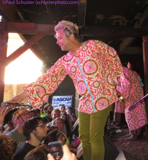 polyphonic spree (tripping daisy) sxsw 2013 brooklyn vegan austin