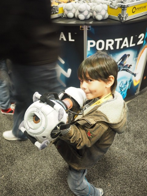 sxsw 2014 gaming expo PORTAL2