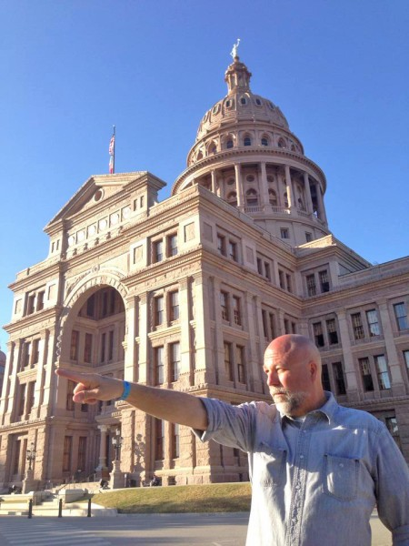 tx state capital walking tour