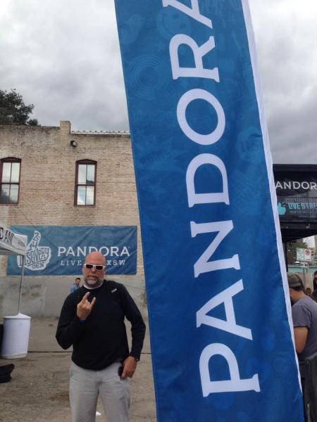 pandora party sxsw 2014