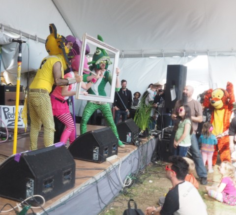 peelander z chicken ranch records sxsw 2014 picnic