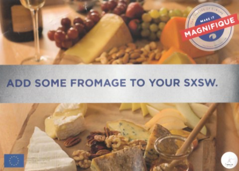 sxsw cheeses of europe make it magnifique 2014
