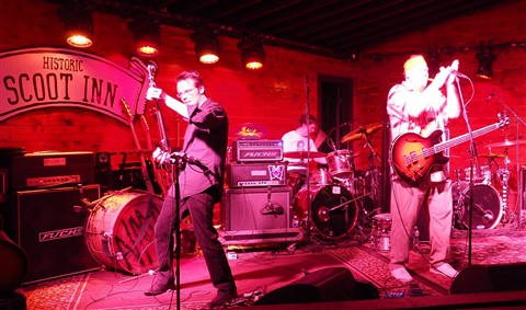 north mississippi allstars austin tx at the scoot inn