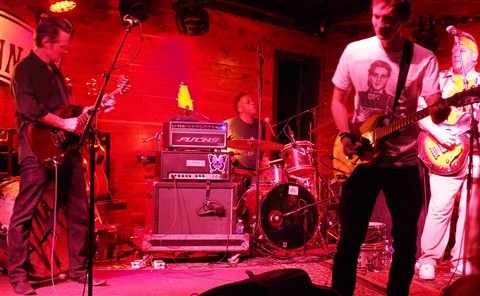 Brady Blade with the North Mississippi Allstars Scoot Inn Austin