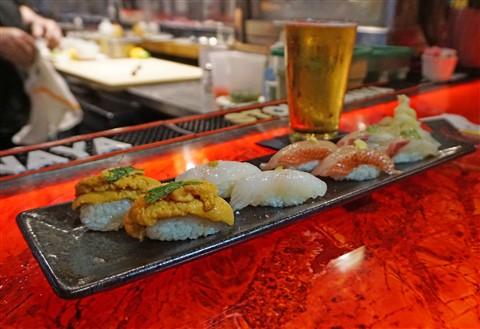 sushi jorge chinatown westlake austin