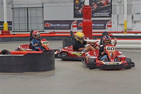 austin indoor go cart track