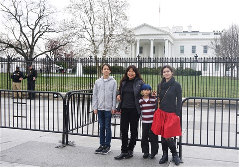 white house march 2016