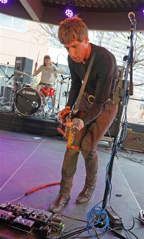 a place to bury strangers sxsw 2018 bass
