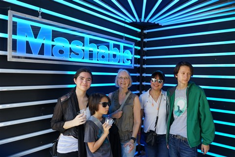 mashable house sxsw 2018