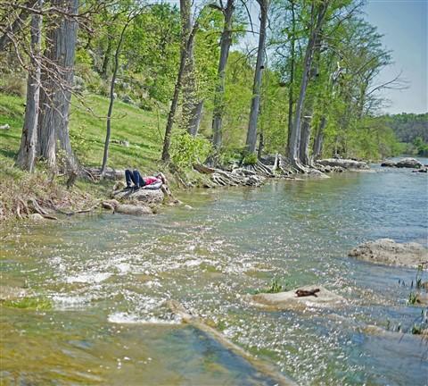 river rapids wimberley blanco park hoa