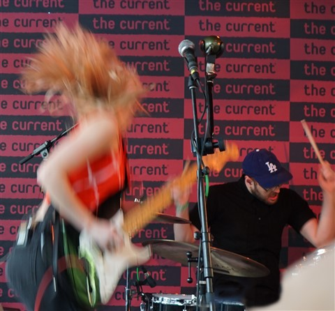cherry glazer sxsw 2019 the current
