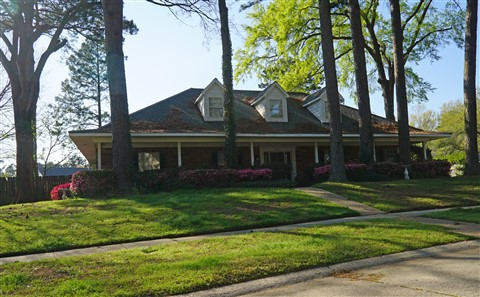 shreveport spring lake house