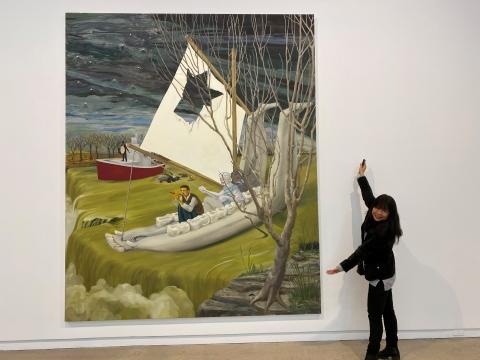 Jones Center Contemporary art austin tx