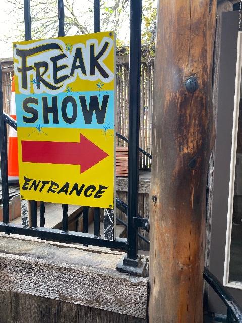 freak show austin museum of the weird