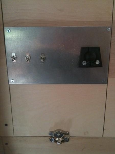 12v switch panel