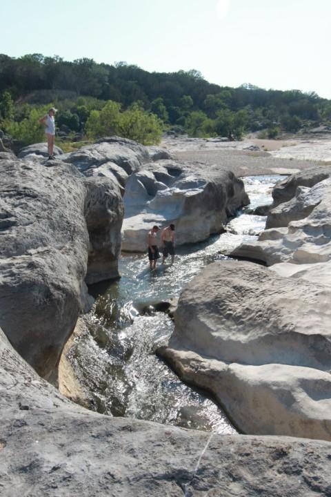 flip flop recover pedernales river