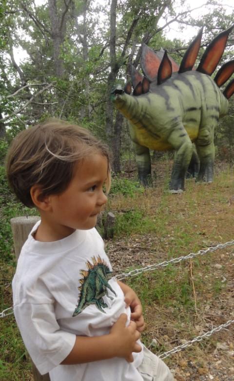 dinosaur park austin bastrop