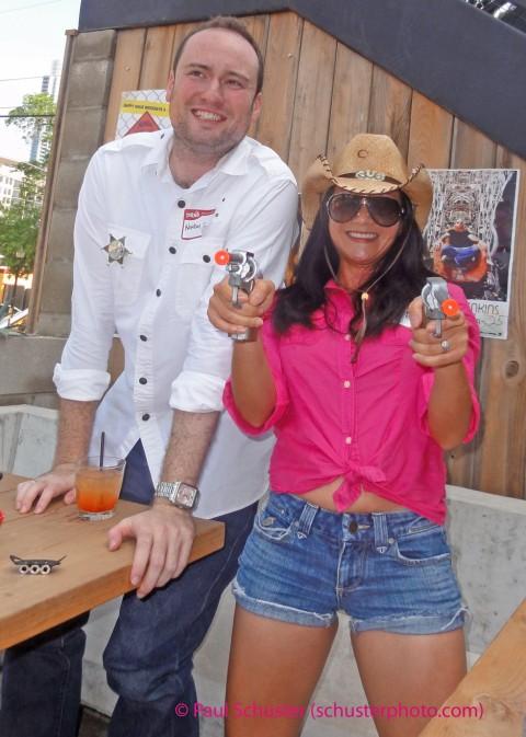 bang bang!  cowgirl austin texas
