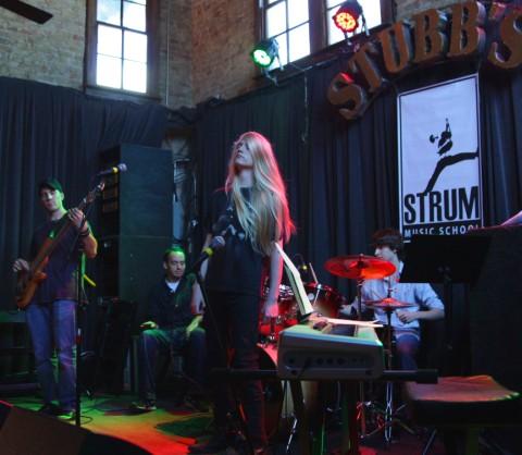 classic rock at stubb's