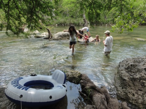 blanco river tubing fischer tx wimberley texas