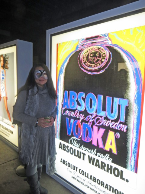 absolut vodka warhol party austin