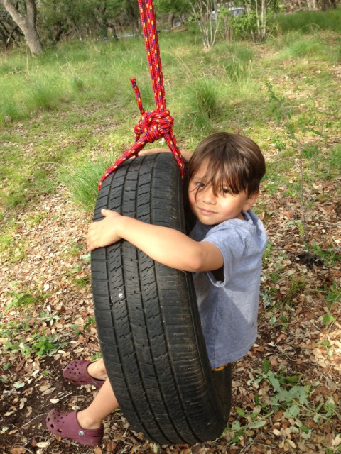 tire swing wimberley