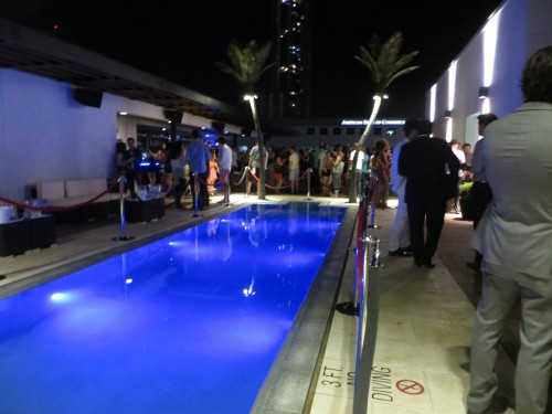 Austin Modhouse Rio Rooftop Pool And Bar Going Full Douche