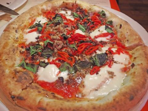 due forni pizza austin