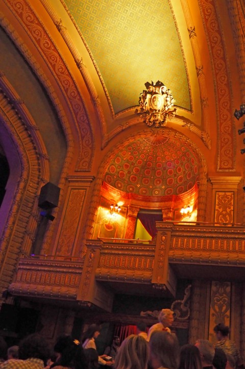 paramount theater austin texas
