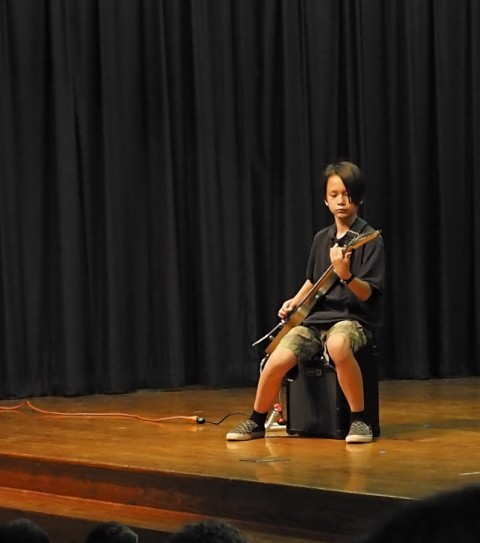 eanes 5th grade talent show