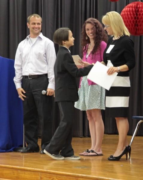eanes graduation elementary austin