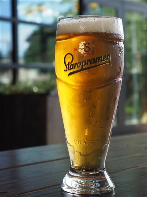 staropramen czech beer pague porter's ale house gastropub austin