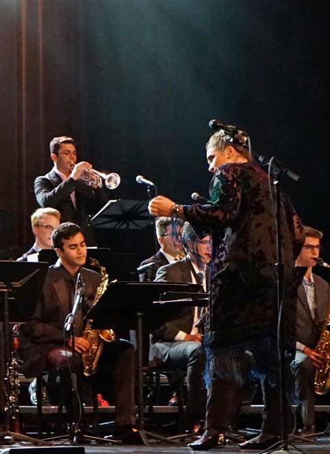 Jana Robertson westlake jazz band eanes isd austin