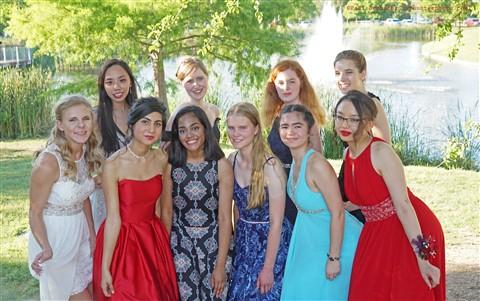 Westlake Prom 2017